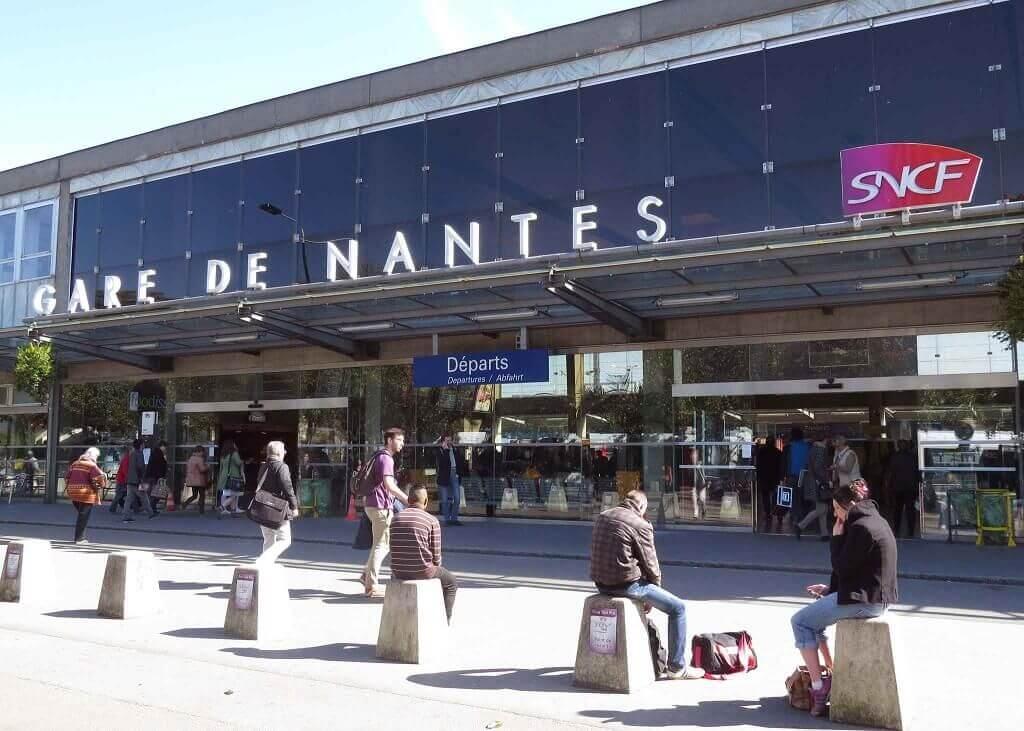 Gare SNCF Nantes